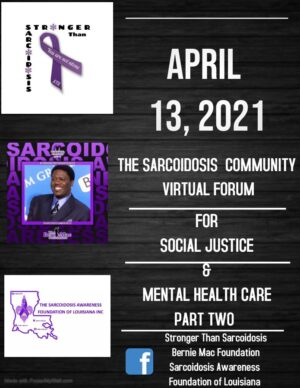 The Sarcoidosis Community Virtual Forum